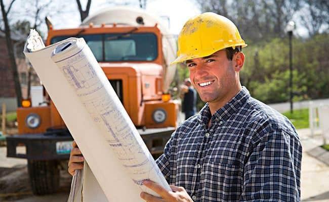 строительные специальности