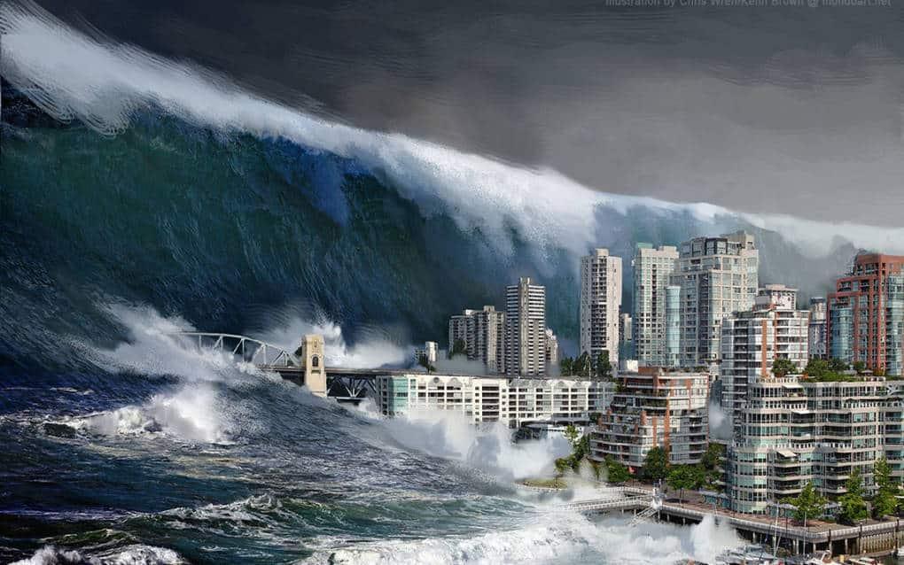 самые ожидаемые катастрофы мира том случае, когда