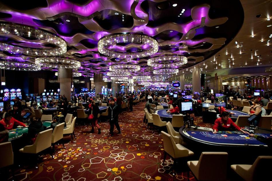 Робота застосування в Макао казино Власників казино