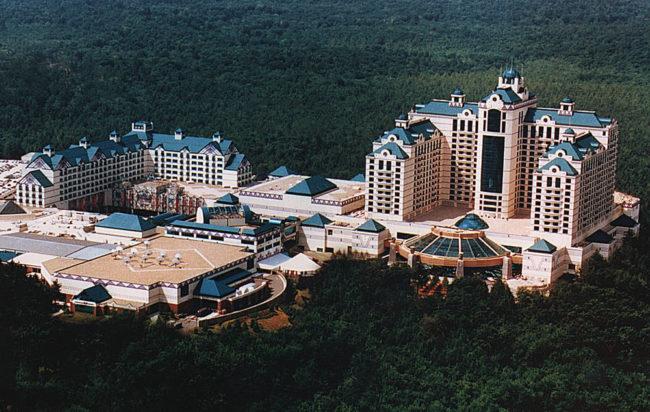 Foxwoods Resort, Коннектикут