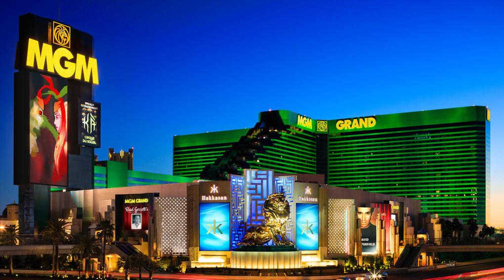 MGM Grand, Лас-Вегас