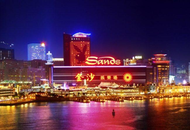 The Sands Macau, Макао
