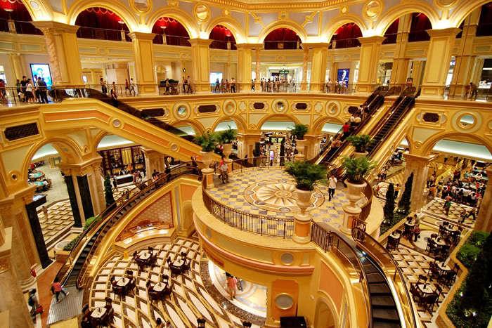 Venetian Macau, Макао