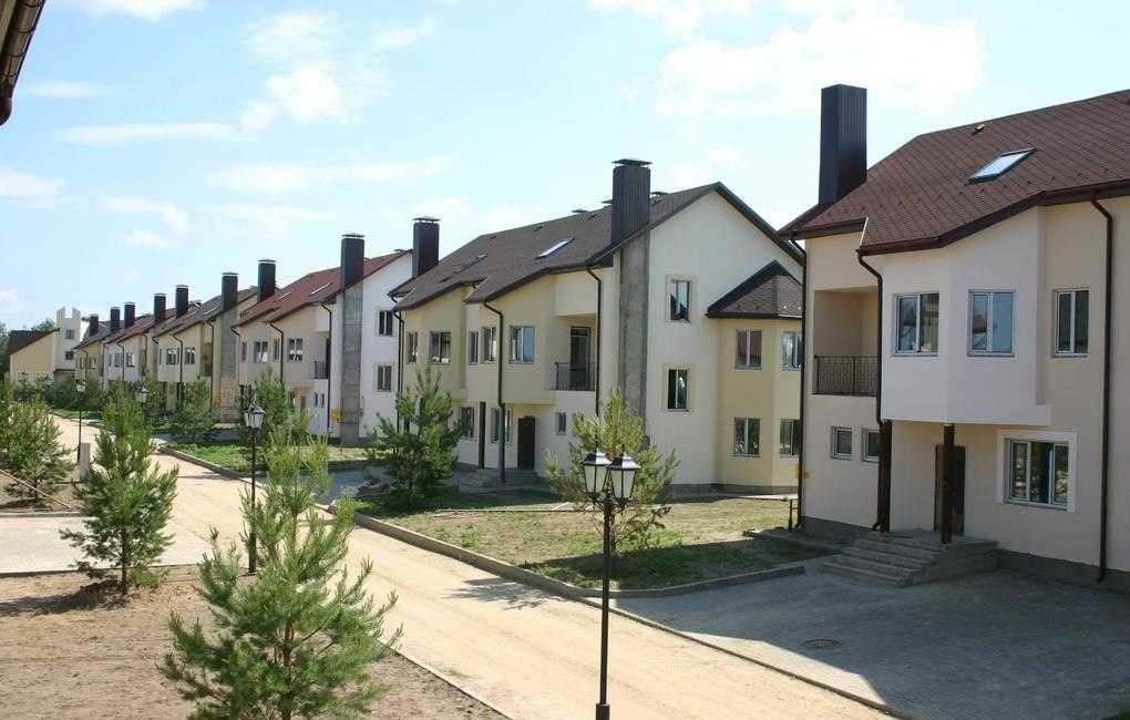 Деревня Жуковка