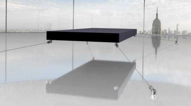 Магнитная кровать