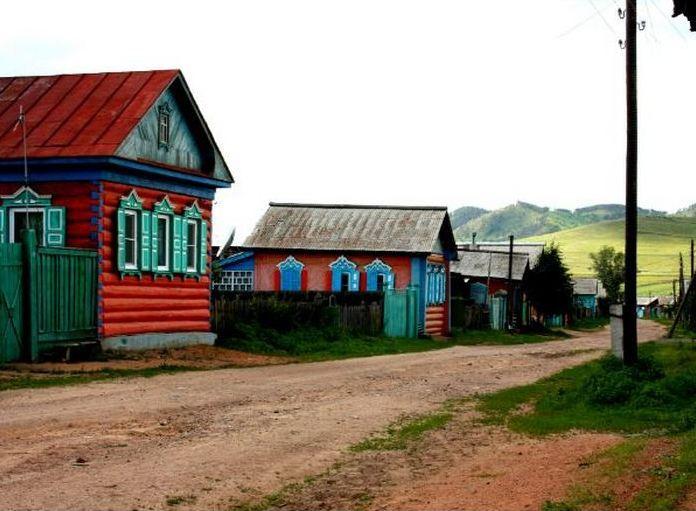 Фото села на огромный 2 фотография
