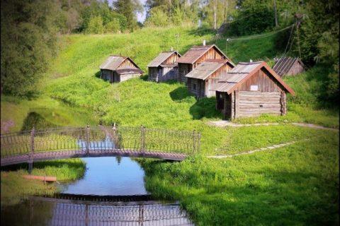 Топ 10 самые красивые деревни России