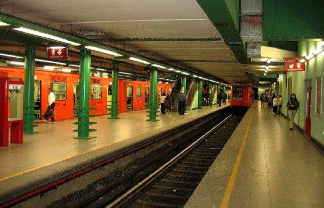 Метрополитен Мехико