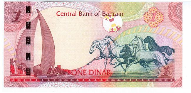 Бахрейнский динар (BHD)