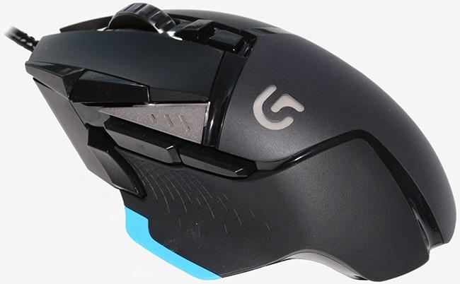 Logitech G502 Proteus Core Black