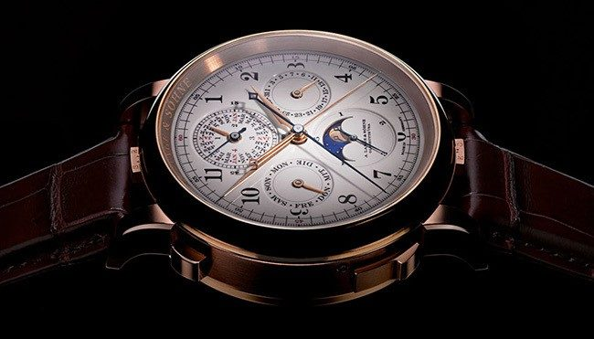 A. Lange & Sohne Grand Complication