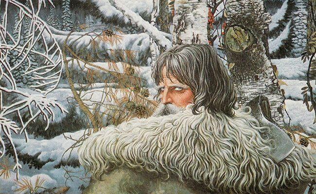 Мифология Мороз