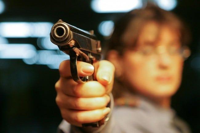 Самое мощное пневматическое оружие без лицензии пистолет