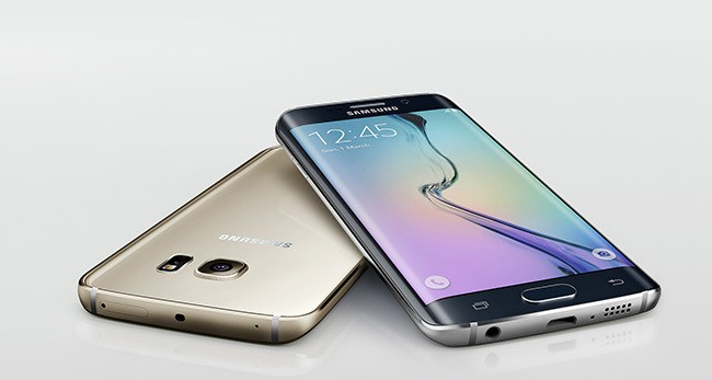 Samsung – GALAXY S6 edge