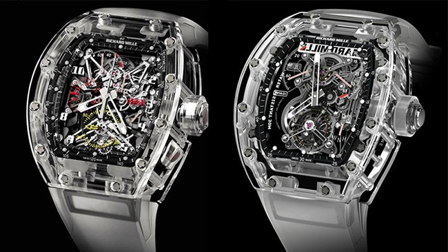 The Richard Mille RM 56-01
