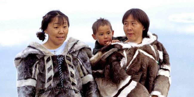 Эскимосский язык, эскимоссы