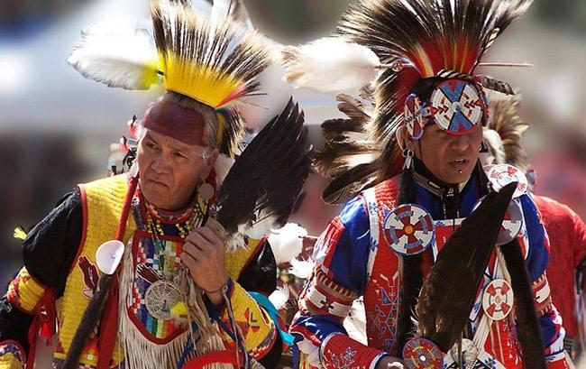Навахо, индианцы