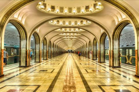 Топ 10 Самые крупнейшие метрополитены в мире