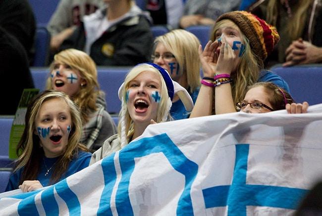 Финский язык, финны