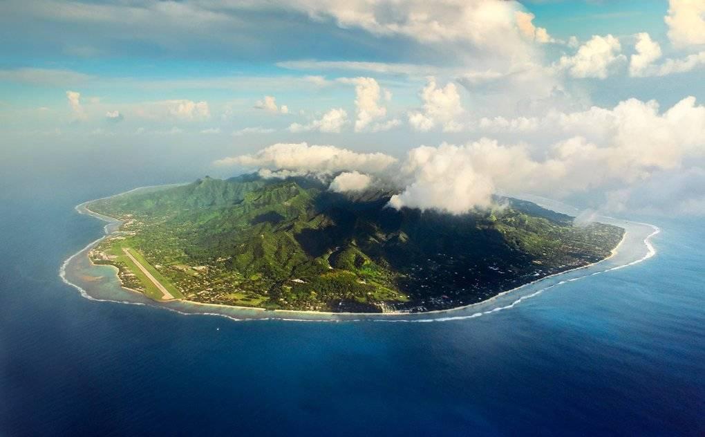 Топ 10 самые крупные острова мира
