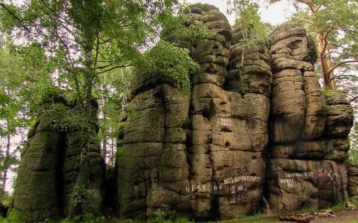 Пятое место туристического рейтинга России