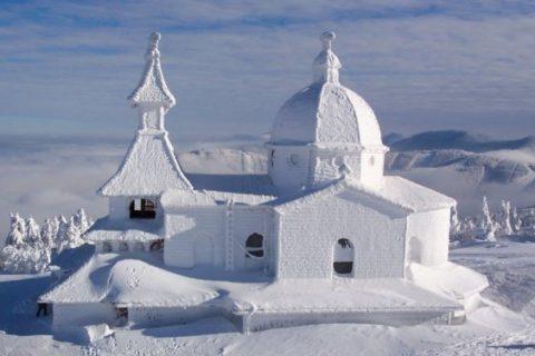 Топ 10 самые холодные города в России