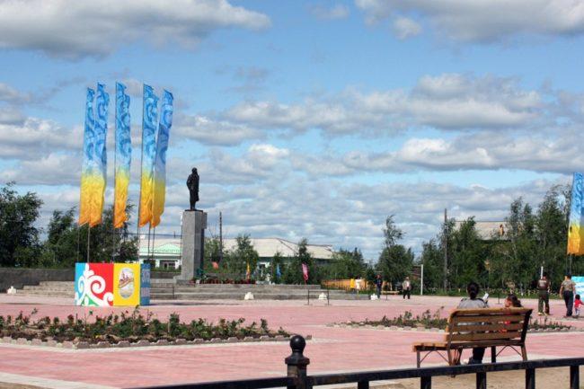 Вилюйск