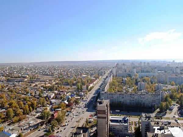 Вторая Продольная магистраль в Волгограде (Россия)