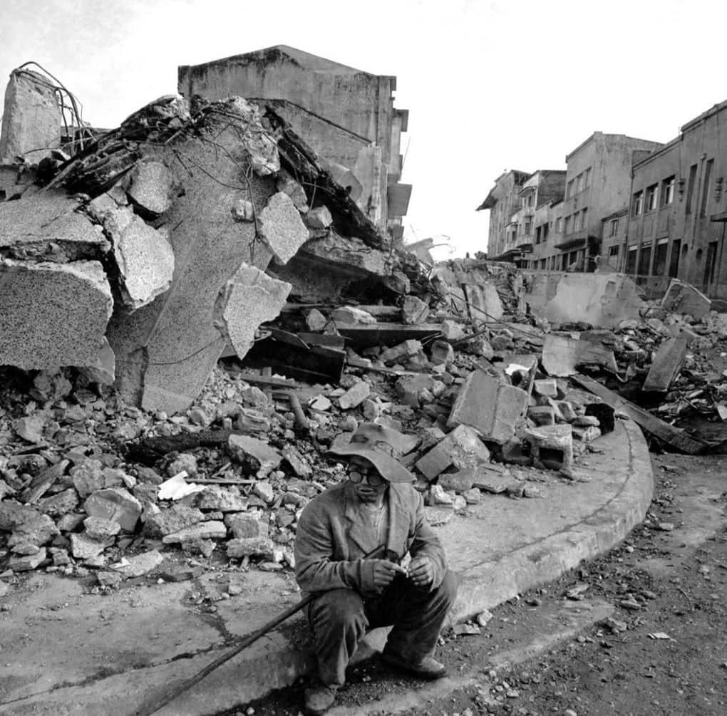 Землетрясение в Чили в 1960 году