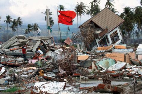 Землетрясение на берегах Суматры в 2004 году