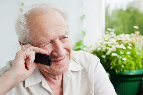 Топ 10 лучшие телефоны для пожилых людей