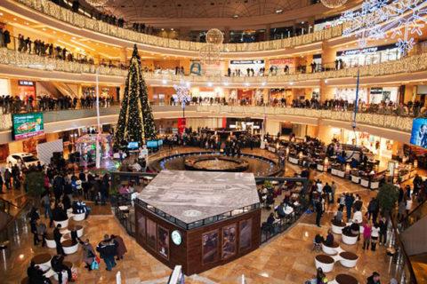 Топ 10 самые большие торговые центры в Москве