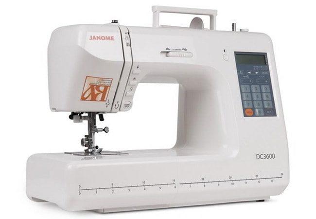 Janome DC 3600