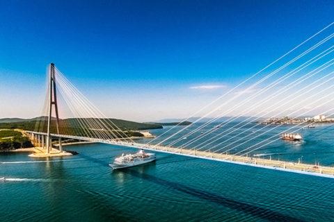 Топ 10 Самые длинные мосты в России