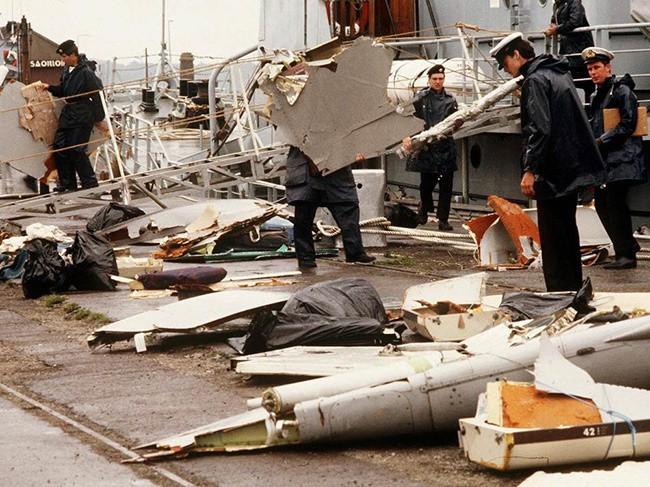 19 августа 1980 года самолет Боинг 747