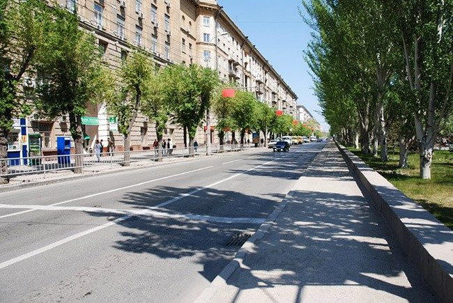 Проспект имени Ленина