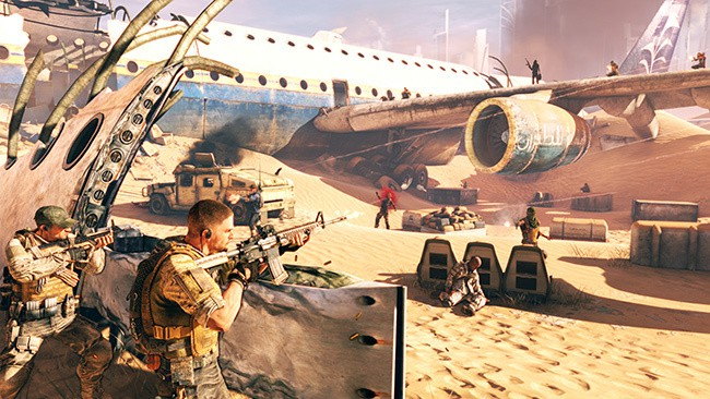 Spec Ops:The Line