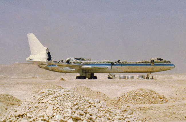 19 августа 1980 года самолет Lockheed L-1011
