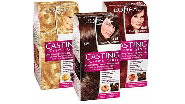L'Oreal Casting creame gloss