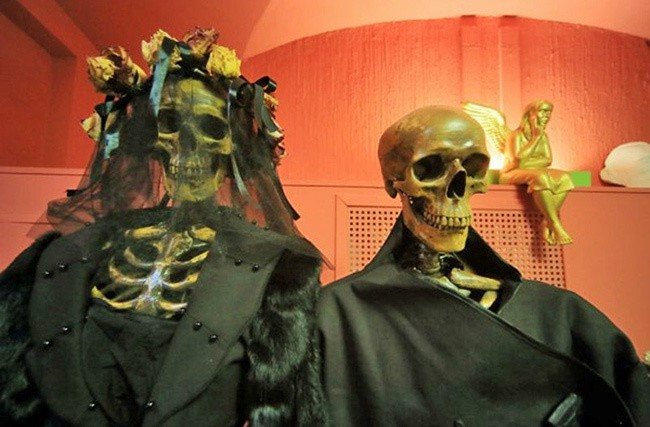 Музёй смерти на Новом Арбате