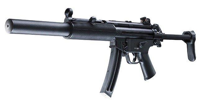 HK MP-5