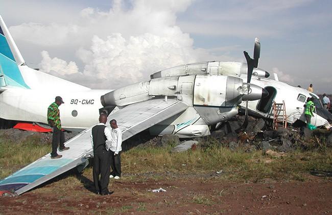 8 января 1996 года Ан-32Б