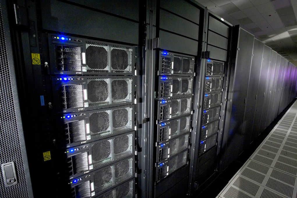 IBM Roadrunner. США