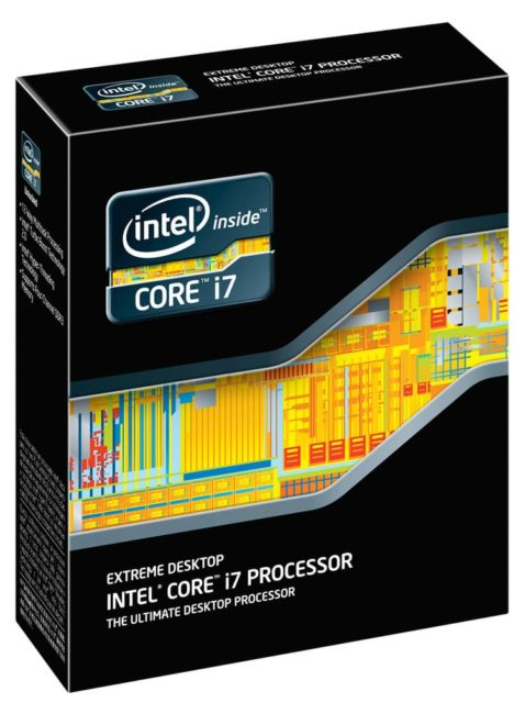 Intel Corei7 3930К