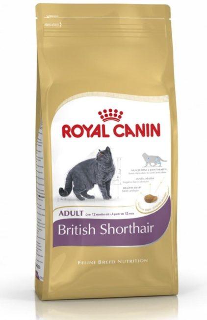 Royal Canin British (Англия)