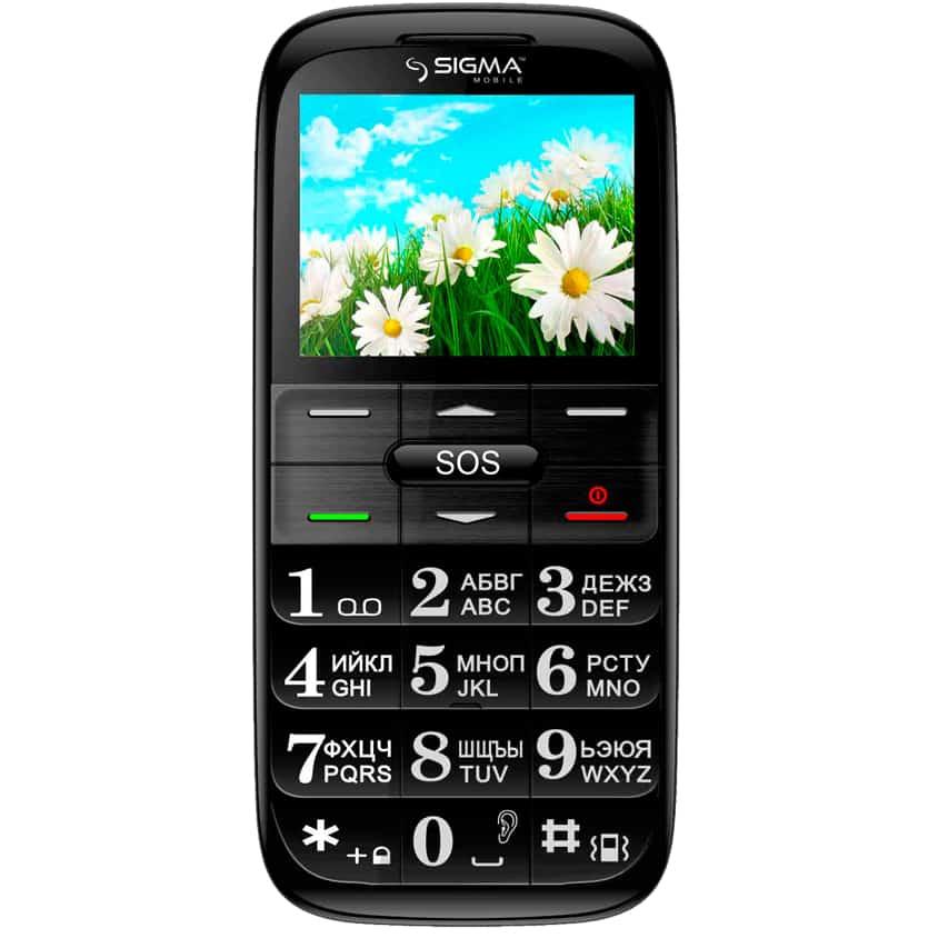 Sigma Mobile Comfort 50 Slim