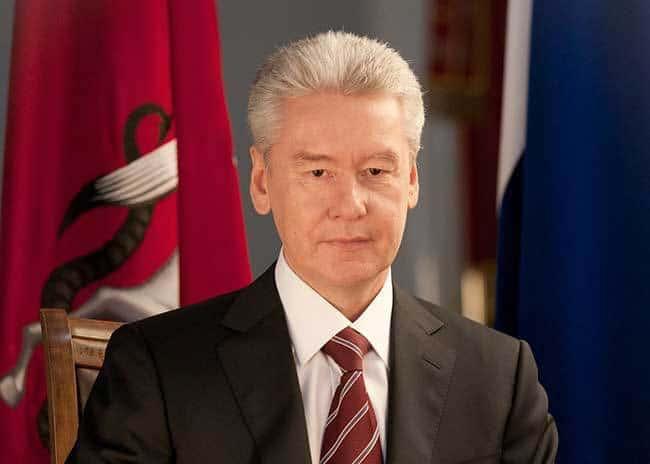 Собянин Сергей Семёнович