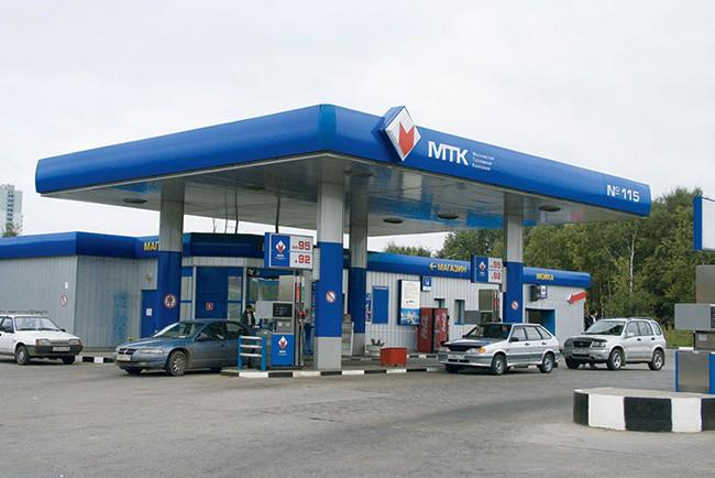 Азс с качественным бензином