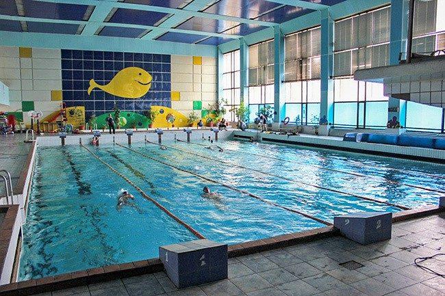 Самые большие аквапарки в Москве