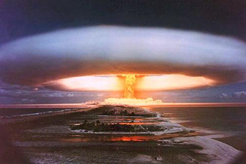 Самые мощные ядерные бомбы в мире